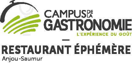 CAMPUS DE LA GASTRONOMIE RESTAURANT EPHEMERE