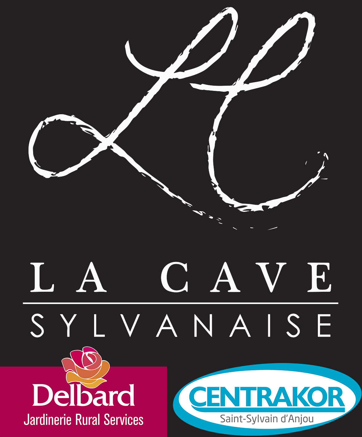 Logo La cave Sylvanaise_CENTRAKOR